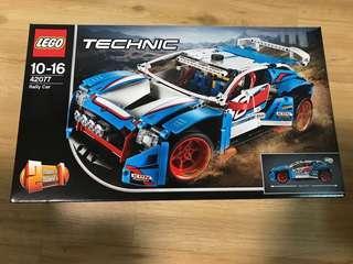 Lego 42077 Rally Car Technic