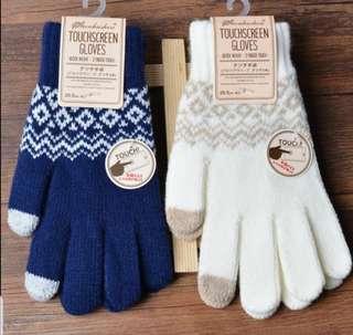 Winter Touchscreen Gloves unisex