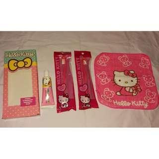 Hello Kitty Hygiene Set (ORIGINAL)