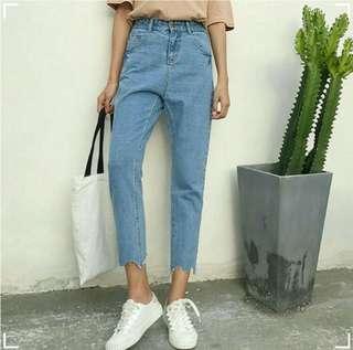 Korean hws mon jeans