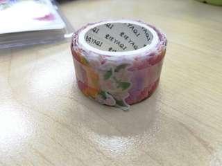 🚚 200 pcs Sakura flower stickers washi tape