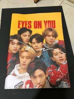 Eyes on you - GOT7