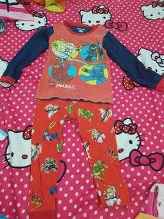 Ninjago pajama