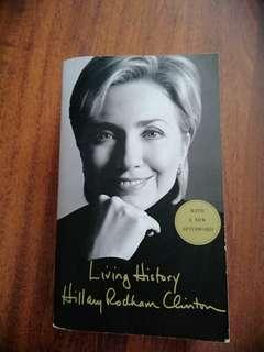 Living history Hillary Rodham Clinton