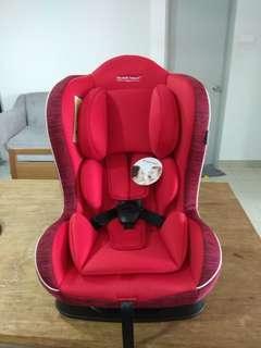 Sweet heart Paris Car seat *Brand New*