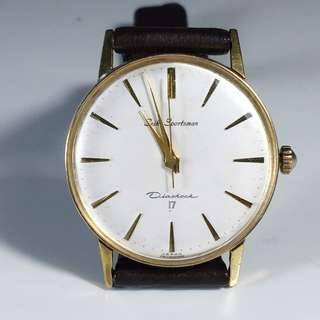 Vintage Seiko Sportsman Hand WInding Watch