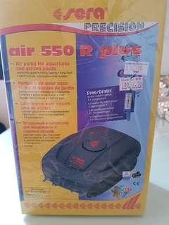 Sera air pump 550 R Plus