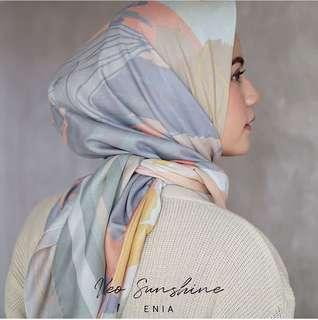 NEW !! Veo sunshine scarf from Enia