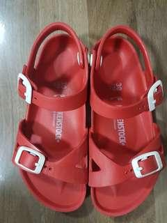 Birkenstock 涼鞋小童30碼