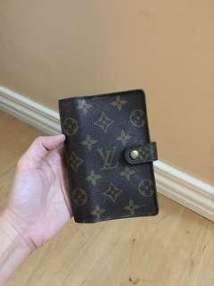 Authentic Preloved Louis Vuitton Agenda Pm
