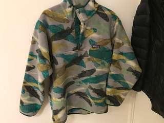 全新 秋冬 Patagonia Snap T pullover synchilla Fleece mens