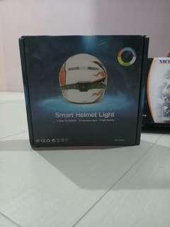 Smart Helmet light