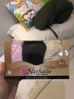 Underware natalie (1box 3pcs)
