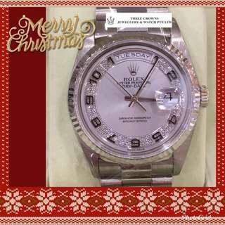 Rolex 18239