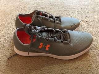Under armour light weight sneakers