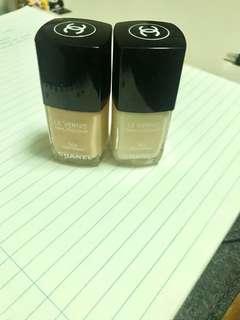 Chanel nail polish 167 & 503