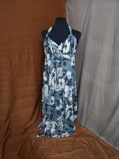 Floral maxi dress (perfect for weddings or special events)