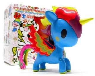 Tokidoki Unicorno Series 6 - Fuego