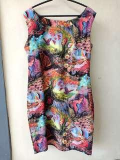 Dress Full Print