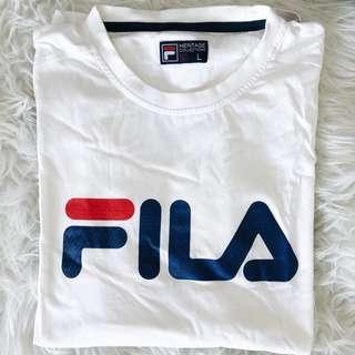 FILA Big Logo