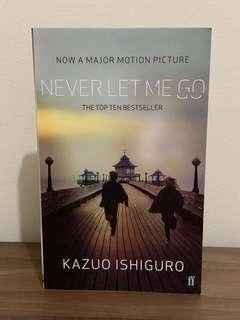 (REPRICED) Kazuo Ishiguro's Never Let Me Go