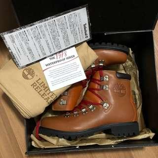 Timberland 1978 limited edition hiker boots