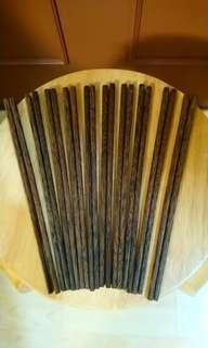 雞趐木筷子10對