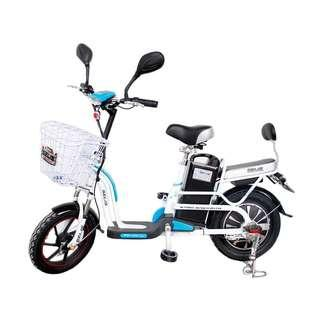 Cicilan Tanpa Kartu Kredit Sepeda Listrik Selis