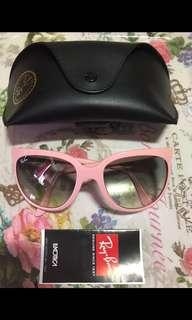 Ray-Ban pink colour (Authentic)