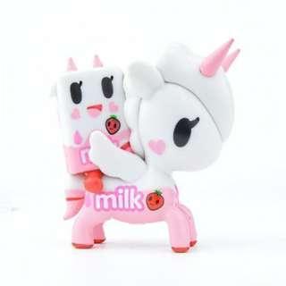 Tokidoki Unicorno & Friends Series - Strawberry Milk & Rosa Latte