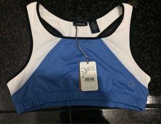 Izod Movement Activewear Top