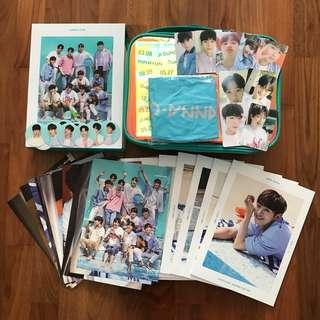 [LOOSE ITEMS/WTT] Wanna one Summer package