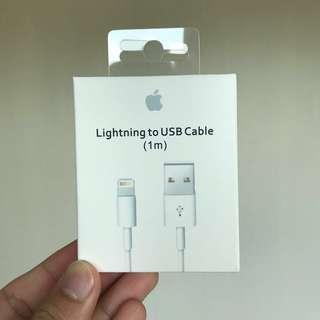✅Apple Lightning Cable Original 1m