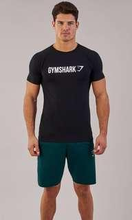 🚚 Gymshark Apollo T-Shirt (Black)
