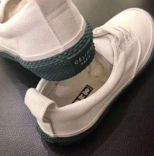 Celine 小白鞋35