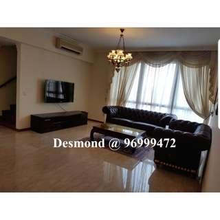 Spacious 3 Bedroom Penthouse For Rent Near Bukit Batok MRT Station.