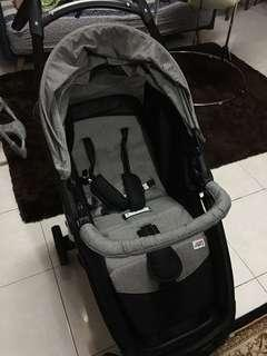 Sweet Cherry SCR15 STROLLER AND CARSEAT