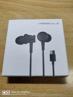 XiaoMi Type C Earphones