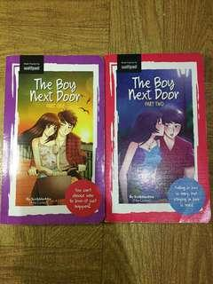 """""""The Boy Next Door"""" Part One and Two"""