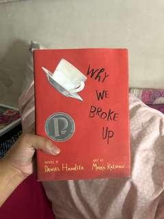 Daniel Handler's Why We Broke Up