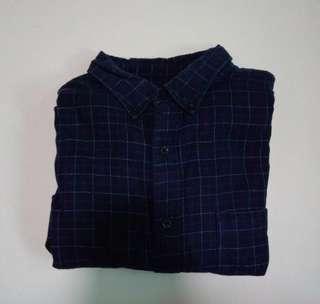 Uniqlo XL Long Sleeve Shirt