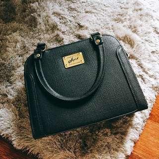 Black Two Way Bag