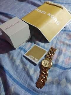 Preloved Authentic Michael Kors Twisted For Women