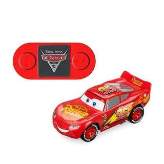 KM 1:24Scale Lightning McQueen Vehicle PLUS  4pcAA Battery