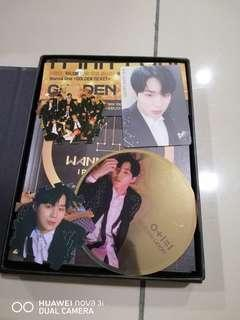 Wanna one IPU full set