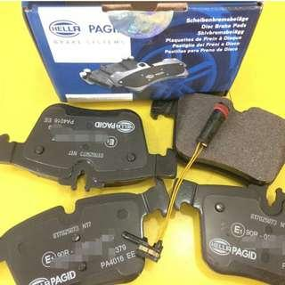Original Pagid TRW Brake Pad; BEHR VDO Parts BMW Merc Audi VW