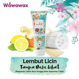 Wawawax Cold Wax #DEC50