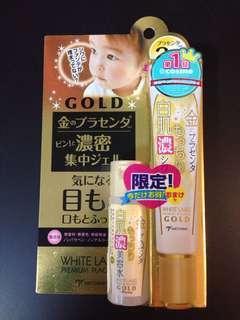 Miccosmo White Label Premium Placenta Rich Gold Gel