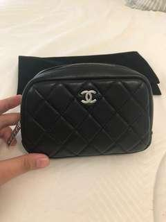 Chanel Cosmetic Pouch