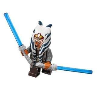 Lego Star Wars Ahsoka Tano sw759